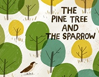 The pine tree and the sparrow
