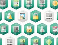 Kaspersky Lab Iconography - 2014
