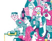 Wine Tasting - LA Times