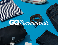GQRecommends - A new one-stop shop for all things GQ