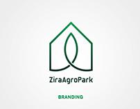 ZiraAgroPark Branding