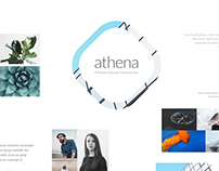 Athena Keynote/PowerPoint Presentation