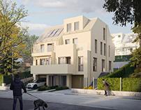 Doppelhaus in Wien