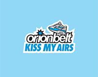 Illustration Nike Air Max 1 for Orion Belt