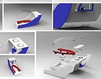 Iron Cooler Design