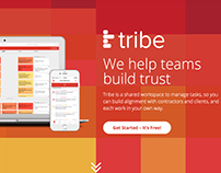 Tribe.do - Website Designs