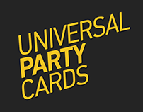 Universal Party Cards