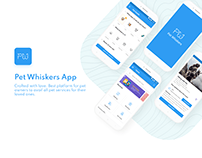 Pet Whiskers App - Android Presentation
