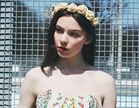 Dress Up Season | Jordan de Ruiter Spring/Summer 2014