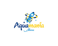 Aquamania Albena / Corporate Identity