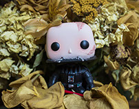 Funko Pops Toy Photography