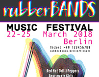 RubberBANDS Festival
