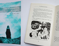 Illustrations for Oxford Bookworms Library The Whisperi