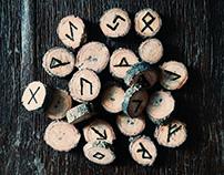 Homemade Runestones