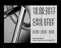 Cris Stef / Poster