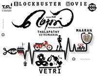 Vector Poster Desing mersal