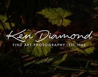 Ken Diamond Photography Logo