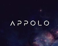 "logo design app-studio ""Appolo"""