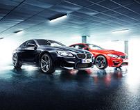 BMW M4 M6