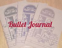 Bullet Journal | Otávio Martínez