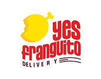 Proposta de Branding para Marca Yes Franguito
