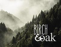Birch&Oak: Identity System
