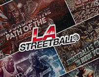 LA Streetball Digital Social Media