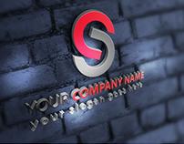 S-Letter Logo