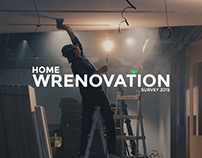 Home Wrenovation Survey