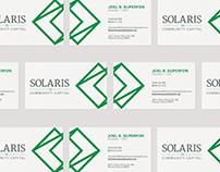 Solaris Branding Identity