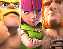 Clash of Clans - Chief's Choice