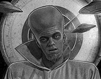Official Twilight Zone T-Shirt Artwork