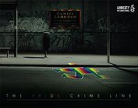 THE PRIDE CRIME LINE
