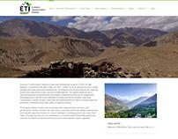 Economic Transformation Initiative Gilgit Website