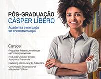 Pós-graduação Cásper Líbero