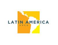 Logo ˝Latin America Area˝