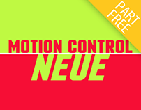 Motion Control Neue: Back Again, Sturdier!