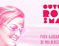 Outubro Rosa - De Marie