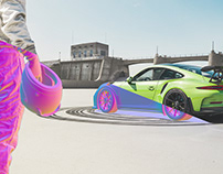 GT3 RS | CGi | MAGROUND Collab #2