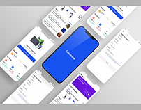 Cryptocurrency Trading App