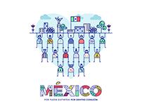 Mexico, september 19th earthquake