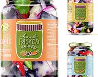 Hand Packed Harvest