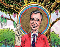 Mister Rogers and his disciples