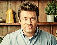 Jamie Oliver Summer HTML Email