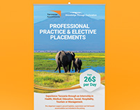 EDUCATIONAL ROLL-UP BANNERS