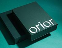 Orior rebranding