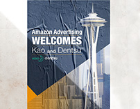 Amazon Welcome Poster