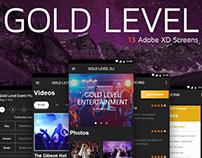 Adobe XD DJ App - Free resource
