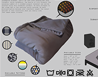 Soundproof Blanket - Product Design