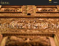 Kayal - Wordpress Site
